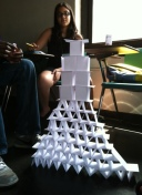Combining several styles and principles, Team 4 had an amazing structure.